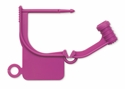 Picture of Special Colour Locking Tags Purple - Plain, 100/Pkt