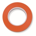 "Picture of Identification Roll Tape - Solid Colour Orange, 3/8"" x 250"""