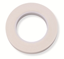 "Picture of Identification Roll Tape - Solid Colour White, 3/8"" x 250"""