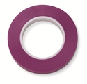 "Picture of Identification Roll Tape - Solid Colour Purple, 3/8"" x 250"""