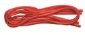 """Picture of Vessel Loops - Maxi Red - Maxi Non Sterile, 2.4mm x 1.2mm x 18"""", Non-Sterile, 100 loops/Pkt"""