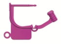 Picture of Special Colour Locking Tags Purple - Plain, 1000/Pkt