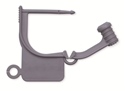 Picture of Special Colour Locking Tags Gray -Plain, 1000/Pkt