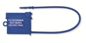 "Picture of Breakaway Instrument Identification Tags Blue, 8"" 100/Pkt"
