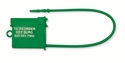 "Picture of Breakaway Instrument Identification Tags Green, 8"" 100/Pkt"