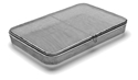 Picture of Micro Mesh Instrument Trays With Lid, 400 x 250 x 50mm, 1/Pkt