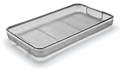 Picture of Micro Mesh Instrument Trays With Drop Handles, 480 x 250 x 50mm, 1/Pkt