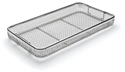 Picture of Mesh Instrument Trays With Drop Handles, 480 x 250 x 50mm, 1/Pkt