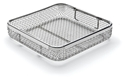 Picture of Mesh Instrument Trays With Drop Handles, 250 x 250 x 50mm, 1/Pkt