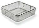 Picture of Mesh Instrument Trays With Drop Handles, 250 x 250 x 70mm, 1/Pkt