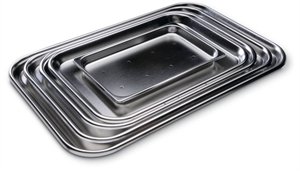 Picture of Perforated Mayo Instrument Trays