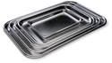 "Picture of Perforated Mayo Instrument Trays Perforated Mayo Tray, 13 x 9 x 0.75"", 1/Pkt"