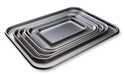 """Picture of Oblong Instrument Tray Oblong Tray, 10 x 6.5 x 0.75"""", 10/Pkt"""