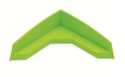 Picture of ReusableTray Corner Protectors Silicone Tray Corner Protectors, Lime Green 80/Pkt