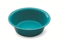 "Picture of Solution Basins - Stainless Steel Plastic Solution Basin, Aqua, 7 quarts 13.6"" x 4.6"" 1/Pkt"
