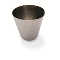 "Picture of Stainless Steel & Plastic Cups Stainless Steel Medicine Cup, 2 ounces 2.1"" x 2"" 1/Pkt"