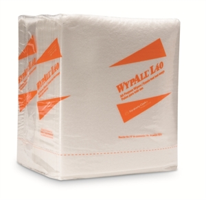 Picture of Kimberly-Clark Wypall - L40 Cleaning Wipes