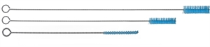 """Picture of 10"""" Overall Length - Polyester Bristles Channel Cleaning Brush"""