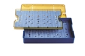 Picture of Plastic Sterilisation Trays Plastic Tray 254 x 152 x 38mm double layer, 1/Pkt