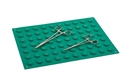 Picture of Transfer Drapes Magnetic Mat, Reusable, Non-Sterile, 300 x 400mm, Green