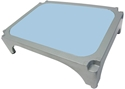 Picture of Stacking Step Stool Stackable Step Stool, LIGHT BLUE Mat