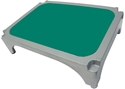 Picture of Stacking Step Stool Stackable Step Stool, GREEN Mat