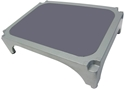 Picture of Stacking Step Stool Stackable Step Stool, DARK GREY Mat