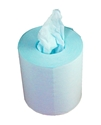 Picture of Wipe Rolls Strong Turquoise Rolls, 65gsm, 30 x 38cm