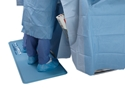 Picture of Blue Cloud-Gel Anti-Fatigue Floor Mat