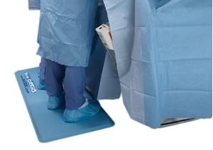 Picture of Blue Cloud-Gel Anti-Fatigue Floor Mat