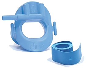 Picture of 18mm/54FR - Single Use, without strap, 100/Pkg - Bite Block with Nasal Oxygenation