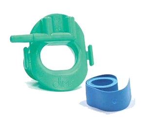 Picture of 18mm/54FR - Reusable, without strap, 25/Pkg - Bite Block with Nasal Oxygenation