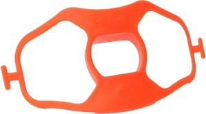 Picture of Pediatric Bite Block Single Use - 16mm / 48FR, without strap, 100/pack