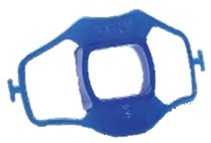 Picture of Adult - 20mm/60FR - Single-Use, Without Strap - 100/pack - Endoscopy Bite Block