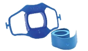 Picture of Adult - 20mm/60FR - Single-Use, Includes Strap - 100/pack - Endoscopy Bite Block