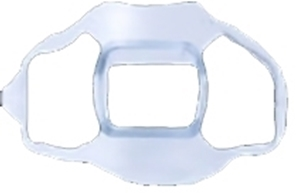 Picture of 20mm / 60FR Reusable, includes strap - 25/pack - Endoscopy Bite Block