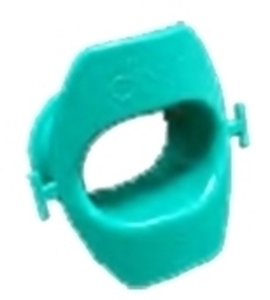 Picture of 19mm/60FR - Reusable, includes strap - 25/pack - Endoscopy Bite Blocks