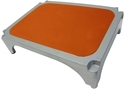 Picture of Stacking Step Stool Stackable Step Stool, ORANGE Mat