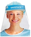 Picture of Premium SaveFace Face Shield, less than £1.86 per shield