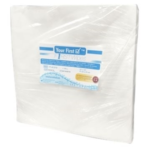 Picture of Non-woven Cleanroom Wipes, 23cm x 23cm