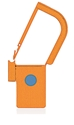 Picture of Orange, EasyTwist Padlock Security Locking Tags with INDICATOR DOT - 500/pack