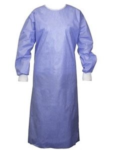 Picture of Level 2 Protective Gown - Large, 50/Pack