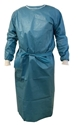 Picture of XXX-Large Chemotherapy Laminated Stitched Gown, 50/Pack