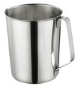 Picture of Stainless Steel 2,000cc Graduated Measuring Cup