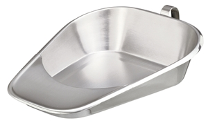 Picture of Stainless Steel Fracture Bedpan (Long Cover), 1/Pack