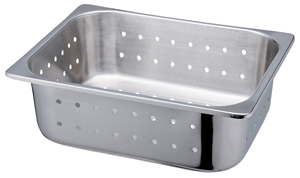 Picture of Stainless Steel Food Service Container 1/2 Size, 1 Pack