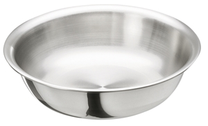 Picture of Stainless Steel Wash Basin, Shallow, 1/Pack