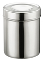 Picture of Stainless Steel Dressing Jar with Cover (flushed handle), 1/Pack