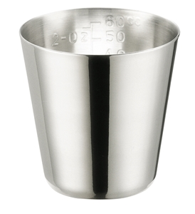 Picture of Stainless Steel Medicine Cup, 2oz, 1/Pack
