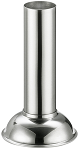 Picture of Stainless Steel Thermometer/Forcep Jar, 27mm, 1/Pack